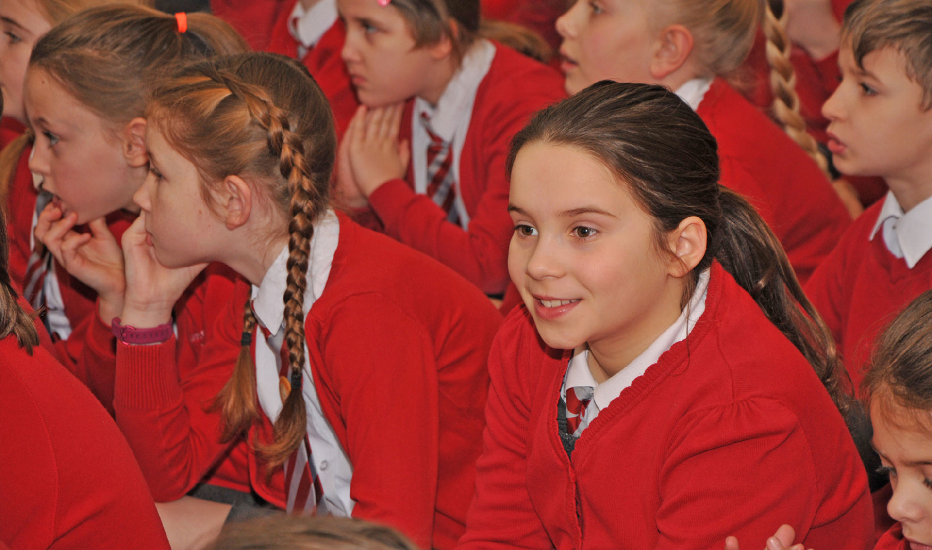 Life at St. Luke's Primary School Cannock